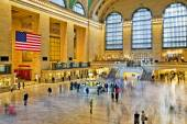 New York's Grand Central station — Stock Photo