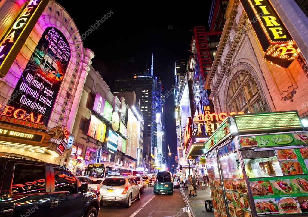 42-я улица манхэттен  википедия с комментариями