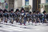 St. Patrick's Day Parade — Stock Photo