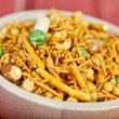 Bombay mix in a wooden bowl — Stock Photo #60331211