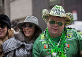 St. Patrick's Day Parade — Stock Photo