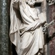 Statue of Saint Peter the apostle — Stock Photo #57606135