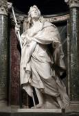 Statue of James the Greater the apostle — Fotografia Stock