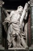 Statue of Andrew the apostle — ストック写真