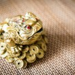 Chinese frog, symbol of riches — Stock Photo #60111449
