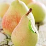 Ripe pears — Stock Photo #52339185