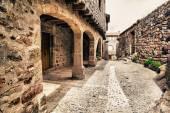 Santa Pau — Foto de Stock