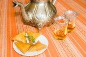 Moorish tea — Stock Photo