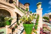 TORREMOLINOS, SPAIN - OCTOBER 18: Navajas House (arabic building — Stock Photo
