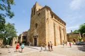 PALS, SPAIN - JULY 18: View of historic center on July 18, 2014 — Stock Photo