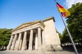 BERLIN, GERMANY - SEPTEMBER 17: Neue Wache, Unter den Linden street on September 17, 2013 in Berlin, Germany. — Stock Photo