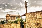 Combarro in Galicia, Spain — Stock Photo
