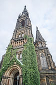 Martin-Luther Kirche in Dresden, Germany — Stock Photo