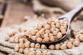 Dried Chick Peas — Stock Photo
