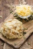 Homemade Cheese Buns — Stock Photo