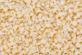 Minced Almonds Background — Stock Photo