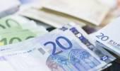 Different European Banknotes — Stock Photo