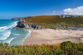 Porthtowan Cornwall — Stock Photo