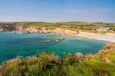 Dollar Cove Gunwalloe Cornwall — Stock Photo