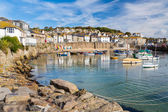 Mousehole Cornwall England — Stockfoto