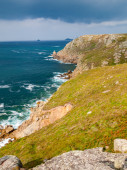 Lands End Cornwall — Stock Photo