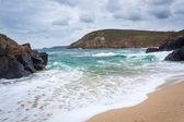 Portheras Cove Cornwall England — Stok fotoğraf