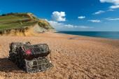 Seatown Dorset England UK — Stock Photo