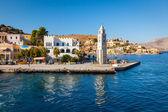 Symi Island Greece — Stock Photo