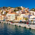 Symi Greece Europe — Stock Photo #57859105