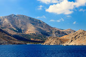 Symi греция — Стоковое фото