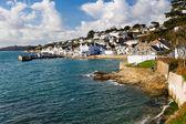 St Mawes Cornwall England — Stock Photo
