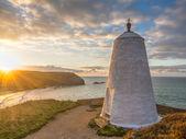 Huers capanna Portreath Cornovaglia Inghilterra — Foto Stock