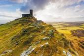 Brentor, Dartmoor National Park, Devon — Stock fotografie