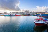 Penzance Harbour Cornwall — Stock Photo