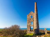 Carn Galver Mine Cornwall — Stock Photo