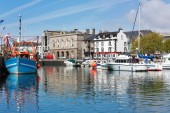 Barbican Plymouth Devon England — Foto Stock