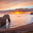 Durdle Door Dorset England — Stock Photo #66224513