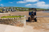 Burgh Island South Devon England — Stock Photo