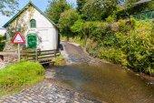 Winsford Somerset England — Стоковое фото