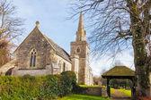 Bredy 的小教堂 — 图库照片