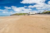 Broad Haven Beach Wales — Foto Stock