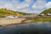 Fishguard Galles — Foto Stock