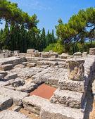 Temple of Athena Polias — Stock Photo