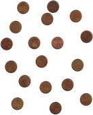 5 euro cents — Stock Photo