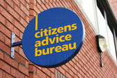 Citizens Advice Bureau — Stock Photo