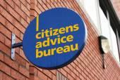 Citizens Advice Bureau — Stock Photo