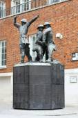 National Firefighters Memorial — Stock Photo