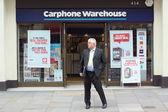 Carphone Warehouse — Stock Photo
