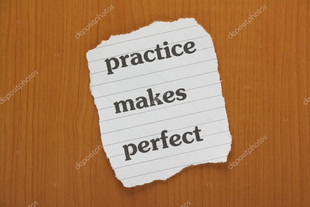 practice make perfect essay How do i make a perfect essay writing essays can be a stressful but after reading these 5 simples steps to write perfect essays along with constant practice you.
