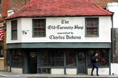 The Old Curiosity Shop — Stock Photo